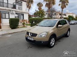 nissan qashqai automatic for sale nissan qashqai 2008 suv 1 6l petrol manual for sale paphos