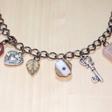 handmade charm necklace images Handmade charm necklace la boutique by celine la boutique jpg