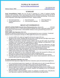 Business Analyst Resume Summary Examples by Data And Reporting Analyst Resume