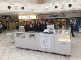 bureau de change 95 pandora expansion royals shopping centre