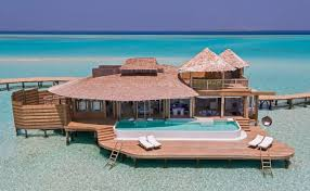 House Over Water 9 Modern Maldivian Resorts With Spectacular Overwater Villas