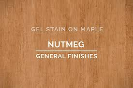 how much gel stain do i need for kitchen cabinets general finishes nutmeg gel stain based