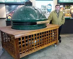 xl big green egg table plans pdf big t s big green egg recipe blog eggzilla