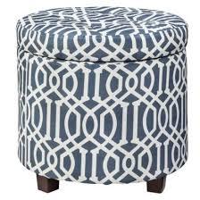 elegant storage ottoman target accent furniture storage ottoman
