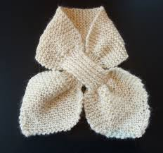 knitting pattern bow knot scarf knitted patterns for tuck in or bow knot scarf abnercrawford s blog
