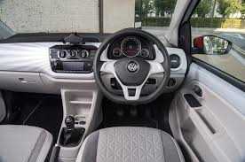 volkswagen inside volkswagen up interior autocar