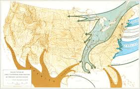 Physiographic Map Of The United States by 4 1 Introducing The Realm World Regional Geography People