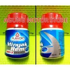 Minyak Rem minyak rem dot 4 top1 brake fluid dot 4 50ml fluids