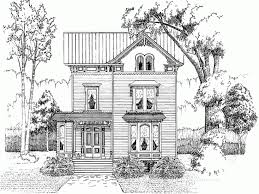 Victorian Home Floor Plan Victorian House Plan With 2084 Square Feet And 3 Bedrooms From