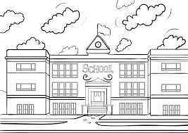 for kids download house coloring page 75 in seasonal