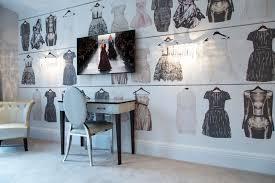 Fashion Designer Bedroom Fashion Studio Houzz