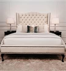 Bed Frames Au Wing Bed Wing Bedhead Upholstered Beds Upholstered