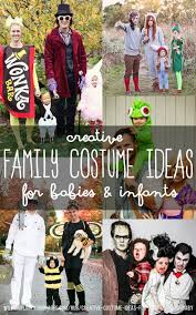 Family Halloween Costumes Ideas by Creative Diy Costume Ideas For Mom Dad And Baby Themed Family
