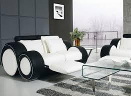 china sofa set designs designer white and black manual rrecliner leather sofa set mdr3w