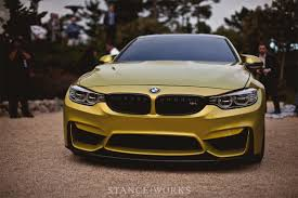 m4 coupe bmw stance works the bmw m4 coupe unveiled