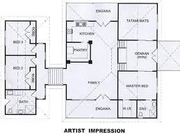 traditional japanese house design floor plan japanese house plans cool 6 traditional japanese house floor plans