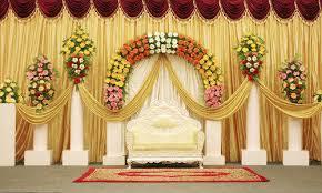 Wedding Stage Decoration Service & Event Management Service