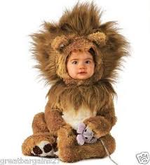 Lion Halloween Costume Toddler Lion Cub Costume Halloween Toddler Size Romper Noahs Ark