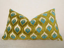 peacock pillow pier one great home decor style peacock pillow