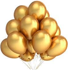 transparent gold balloons clipart gallery yopriceville high