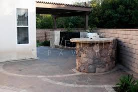 san diego pavers patios gallery by western pavers serving san