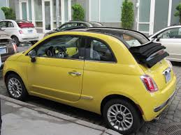 fiat convertible 2012 fiat 500c worth the soft top