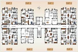 Residential Plan Lt Infocity Residential Serene County Developers