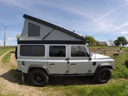 land rover overland land rover defender 110 for sale sold upsetter travels
