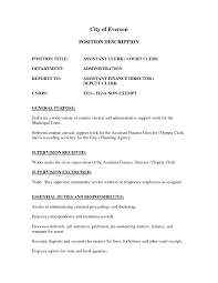 Oncology Nurse Resume Templates Deputy Clerk Resume Resume Cv Cover Letter