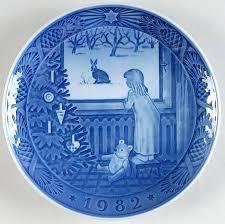 replacements ltd search royal copenhagen 1982 plate
