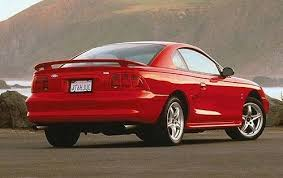 1998 ford mustang cobra for sale used 1996 ford mustang svt cobra for sale pricing features