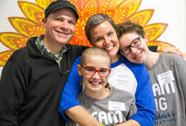 ellen sturm niz 11 inspiring families raising funds to fight childhood cancer parents