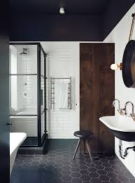Plain Bathrooms Plain Design Hexagon Bathroom Tile Absolutely Ideas 39 Stylish
