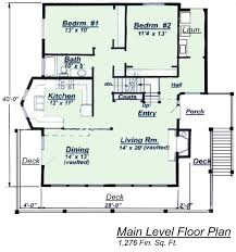 chalet plans chalet house plan model c 511 lower floor plan from creative house