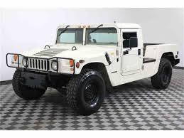 hummer jeep classic hummer h1 for sale on classiccars com