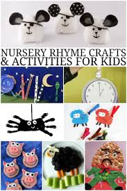 nursery rhyme crafts and activities for kids frugal mom eh