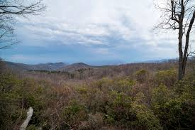 South Carolina mountains images Free stock photo of forested hills under heavy clouds at sassafras jpg