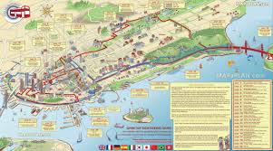 San Francisco City Map by Los Angeles Maps Top Tourist Attractions Free Printable City
