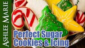 how to make the perfect holiday sugar cookies and icing tips for