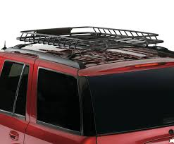 jeep comanche roof basket your load u0026 go cargo rack buying 101 tread magazine