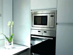 meuble de cuisine encastrable meuble four cuisine meuble cuisine four et micro onde pour idees de
