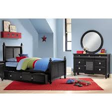 black twin bedroom set jaclyn place black 4 pc twin bedroom teen