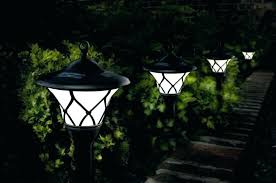 Outdoor Solar Landscape Lights Solar Landscape Lighting Solar Lights Landscape Brightest Outdoor