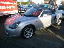 used toyota mr2 cars for sale motors co uk