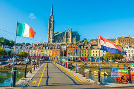 cute towns the cutest most colorful towns in ireland cork cobh and kinsale