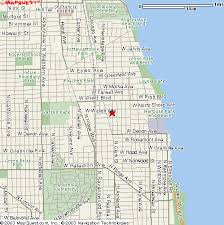 chicago map streets wallen management apartments for rent in rogers park chicago