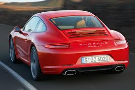 porsche 911 price porsche unveils all seventh generation 911 and