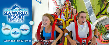 theme park deals gold coast gold coast family holiday at sea world resort water park deals