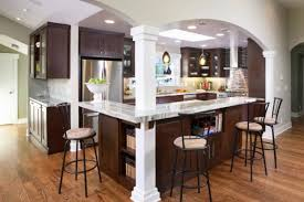 Kitchen With L Shaped Island L Shaped Kitchen Island Designs With Seating Kutskokitchen
