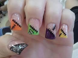 imagenes de uñas decoradas de jalowin más de 15 ejemplos de uñas decoradas para halloween chicas